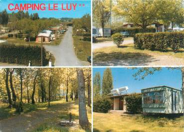 """/ CPSM FRANCE 40 """"Seyresse, camping Le Luy"""""""