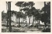 """44 Loire Atlantique / CPSM FRANCE 44 """"Saint Brevin Les Pins, campeurs en forêt du Pointeau"""" / CAMPING"""