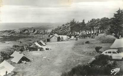 """/ CPSM FRANCE 44 """"Préfailles, terrain de camping"""""""