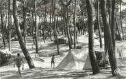 """44 Loire Atlantique / CPSM FRANCE 44 """"Saint Brévin, camping sous les Pins"""""""