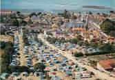 """44 Loire Atlantique / CPSM FRANCE 44 """"La Bernerie en Retz, le camping"""""""