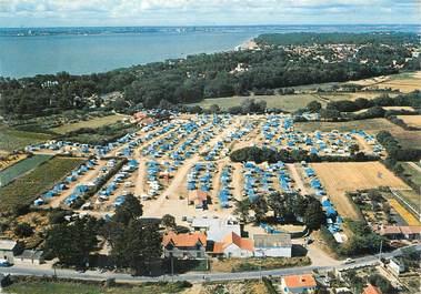 "/ CPSM FRANCE 44 ""Saint Brévin Les Pins, camping le Fief"""