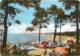 """44 Loire Atlantique / CPSM FRANCE 44 """"Saint Brévin, camping au bord de la plage du Pointeau"""""""