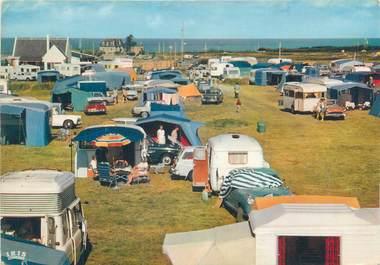 """/ CPSM FRANCE 44 """"Le Croisic, camping de la côte sauvage """""""