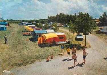 "/ CPSM FRANCE 56 ""Saint Pierre Quiberon, camping de l'Océan"""