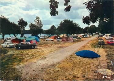 "/ CPSM FRANCE 56 ""Ploërmel, le camping"""
