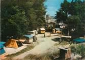 "56 Morbihan / CPSM FRANCE 56 ""Larmor Plage, le camping"""