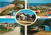 """64 PyrÉnÉe Atlantique / CPSM FRANCE 64 """"Saint Jean de Luz, camping Luz Europ"""""""