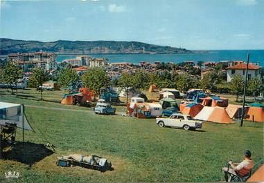 "/ CPSM FRANCE 64 ""Hendaye, camping Sasconéa"""