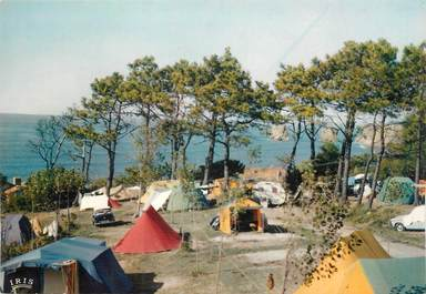"/ CPSM FRANCE 64 ""Hendaye, camping Alturan"""