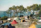 "64 PyrÉnÉe Atlantique / CPSM FRANCE 64 ""Hendaye, camping Alturan"""
