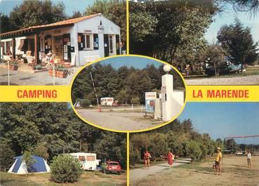 "/ CPSM FRANCE 66 ""Argelès sur Mer, camping La Marende"""
