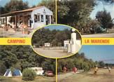 """66 PyrÉnÉe Orientale / CPSM FRANCE 66 """"Argelès sur Mer, camping La Marende"""""""