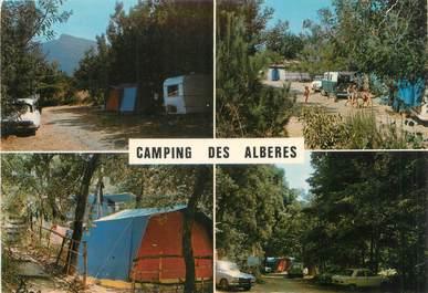 """/ CPSM FRANCE 66 """"Laroque des Albères"""" / CAMPING"""