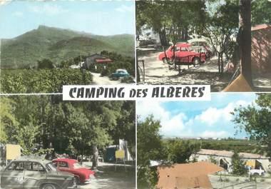 """/ CPSM FRANCE 66 """"Laroque des Albères, camping des Albères"""""""