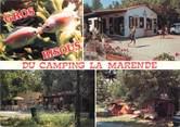 """66 PyrÉnÉe Orientale / CPSM FRANCE 66 """"Argelès sur Mer, camping La Marende """""""
