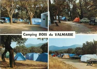"""/ CPSM FRANCE 66 """"Argelès sur Mer, camping Bois du Valmarie"""""""
