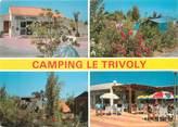 """66 PyrÉnÉe Orientale / CPSM FRANCE 66 """"Toreilles Plage, camping le Trivoly"""""""