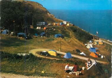 """/ CPSM FRANCE 76 """"Fécamp, camping de Réneville"""""""