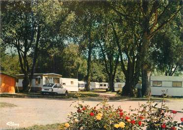 """/ CPSM FRANCE 76 """"Incheville, le camping municipal"""""""