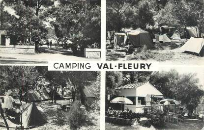 """/ CPSM FRANCE 83 """"Boulouris, camping val fleury"""""""