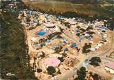 """83 Var / CPSM FRANCE 83 """"Bormes Les Mimosas, camping Parc de Bormes"""""""