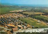 "83 Var / CPSM FRANCE 83 ""Saint Aygulf, camping Caravaning Europazur"""