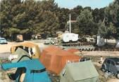 """83 Var / CPSM FRANCE 83 """"Sanary sur Mer, camping des Girelles"""""""