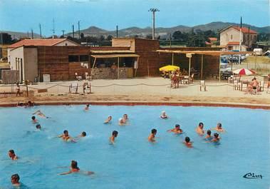 """/ CPSM FRANCE 83 """"Salins d'Hyères, camping de Port Pothuau"""""""