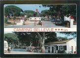 """83 Var / CPSM FRANCE 83 """"Fréjus, camping Bellevue"""""""