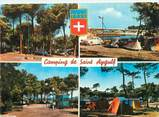 "83 Var / CPSM FRANCE 83 ""Saint Aygulf, camping"""