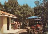"""83 Var / CPSM FRANCE 83 """"Giens, Riviera Beach"""" / CAMPING"""