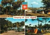 "83 Var / CPSM FRANCE 83 ""Camping de Saint Aygulf"""