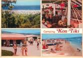 "83 Var / CPSM FRANCE 83 ""Ramatuelle, camping Kon Tiki """