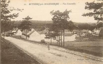 "CPA FRANCE 77 ""Buthiers près de Malesherbes"""