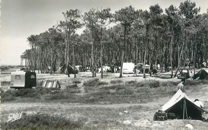 """CPSM FRANCE 85 """"Les Sables d'Olonne, terrain de camping"""""""