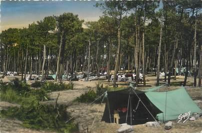 """CPSM FRANCE 85 """"Les Sables d'Olonne, camping à la Pironière"""""""