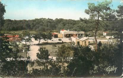 """CPSM FRANCE 85 """"Les Conches par Longeville, fief du Bonaire, le camping"""""""