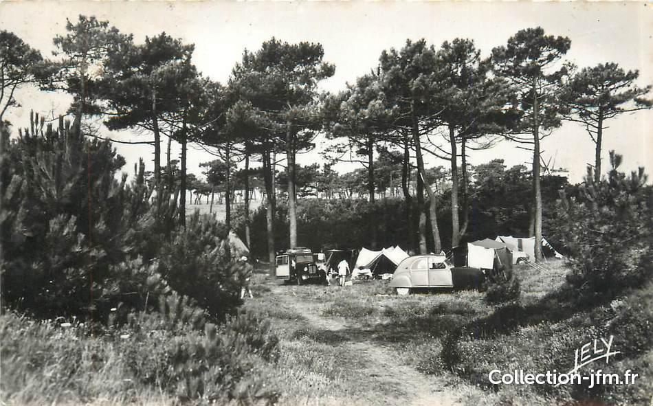 Cpsm france 85 noirmoutier camping de la gu rini re 85 vendee - Camping la gueriniere noirmoutier ...