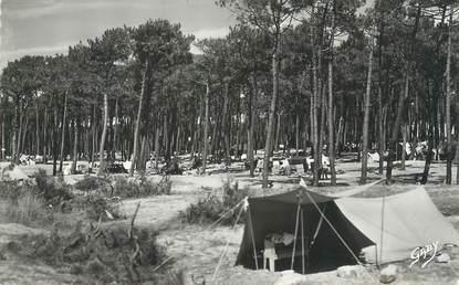 """CPSM FRANCE 85 """"Sables d'Olonne, camping de la Pironnière"""""""