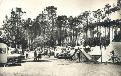 """CPSM FRANCE 85 """"Sables d'Olonne, le camping des Roses"""""""