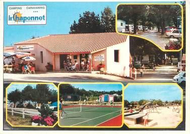 "CPSM FRANCE 85 ""Brem sur Mer, camping du Chaponnet"""