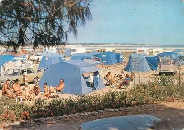 """CPSM FRANCE 85 """"La Tranche sur Mer, camping de la baie d'Aunis"""""""