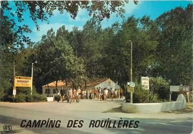 """CPSM FRANCE 85 """"La Tranche sur Mer, la Grière, camping des Rouillères """""""