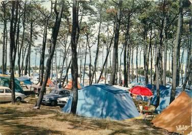 """CPSM FRANCE 85 """"Sables d'Olonne, le camping des Roses """""""