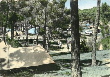 """CPSM FRANCE 85 """"Fromentine, le camping"""""""