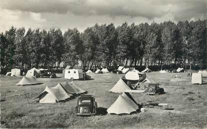 "CPSM FRANCE 50 ""Coutainville, terrain de camping"""