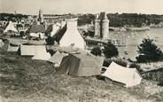 """35 Ille Et Vilaine CPSM FRANCE 35 """"Saint Servan, le terrain de camping"""""""
