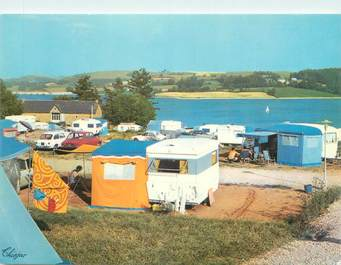 """CPSM FRANCE 12 """"Camping du Caussanel"""""""