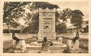 """Afrique CPA BÉNIN """"Abomey, le monument aux morts"""" / N° 5"""